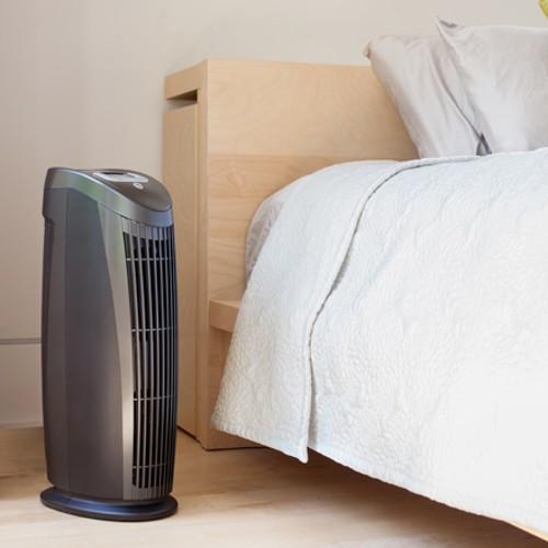 Bedside Air Purifier ~ Best air purifiers for dust achoo