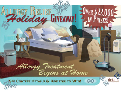 Allergy Relief Holiday Giveaway