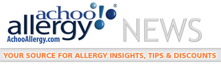 AchooAllergy.com Newsletter - Allergy Relief Tips and Discounts
