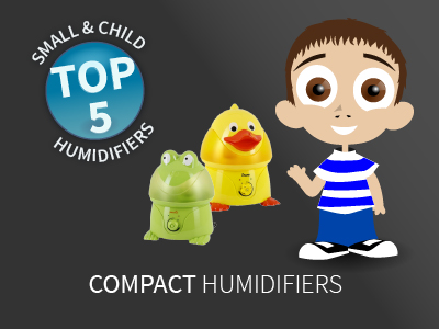 Top Five Child Humidifiers Online