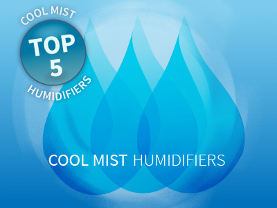 Top Five Cool Mist Humidifiers Online