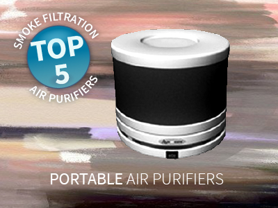 Portable Air Purifiers Small Room Amp Office Air Purifier