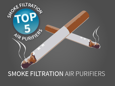 Top Five Smoke Air Purifiers