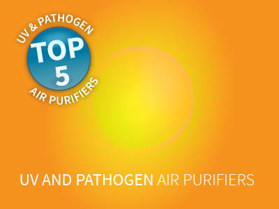 Top Five UV Air Purifiers