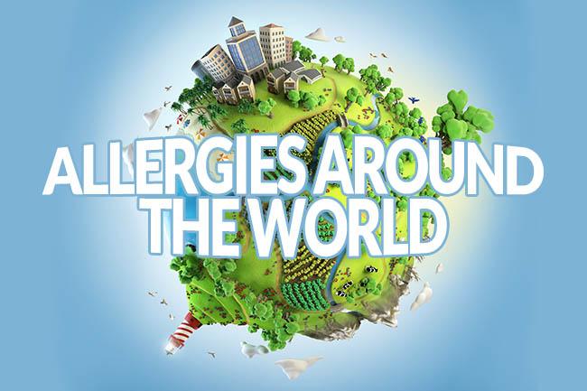 Allergies Around the World