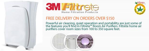 3M Air Purifiers