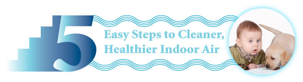 Easy Steps to Cleaner Living