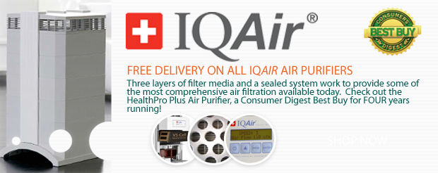 IQAir HEPA Air Purifiers
