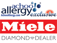 AchooAllergy.com is an Authorized Miele Diamond Dealer
