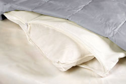 Allergy Armor Organic Dust Mite Duvet Covers