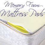 Allergy Armor Foam Mattress Pad
