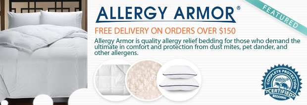 Allergy Armor Allergy Bedding