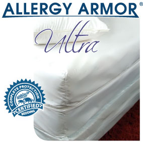 Allergy Armor Ultra Allergy Relief Bedding