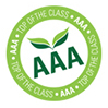 The Albert Dehumidifier Received the Only AAA Rating for Energy Efficiency in its Class