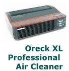 Oreck air cleaner