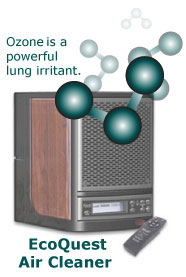Air Cleaner Ozone
