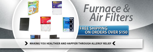 Furnace Filters & Indoor Air Filters