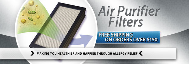 Air Purifier Replacement Filters