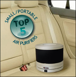 Compact or Portable Air Purifiers