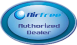AchooAllergy.com is an Airfree Authorized Dealer