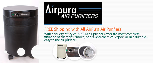 AirPura HEPA Air Purifiers