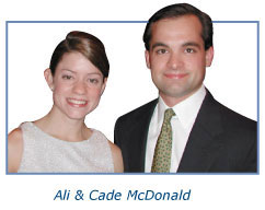 Ali and Cade McDonald