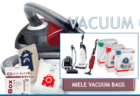 Miele Replacement Vacuum Bags