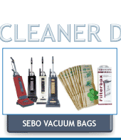 SEBO Vacuum Bags