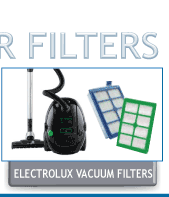Electrolux Vacuum Replacement Filters