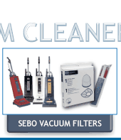 SEBO Vacuum Filters
