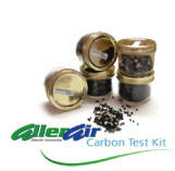 AllerAir carbon test kit