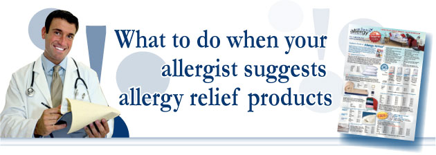 Allergist Referrals and Getting Started with Relieving Allergies