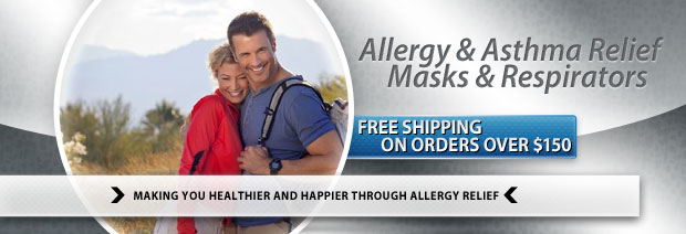 Allergy and Asthma Relief Masks