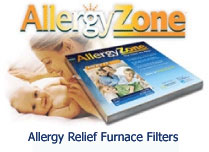 Allergy Zone - Furnace Filters