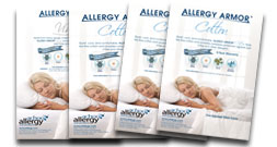 Allergy Armor Cotton Bedding Package