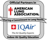 IQAir is an education partner with the American Lung Association