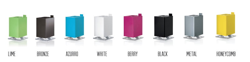 Stadler Form Anton Humidifier Color Options