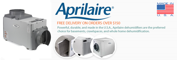 Aprilaire Crawlspace Dehumidifiers