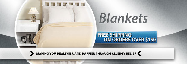 Allergy Relief Blankets