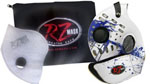 RZ Mask Blue Splat