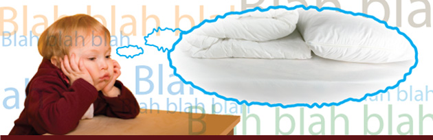 Is Bedding Boring?