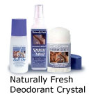 Naturally Fresh Deodorant Crystal