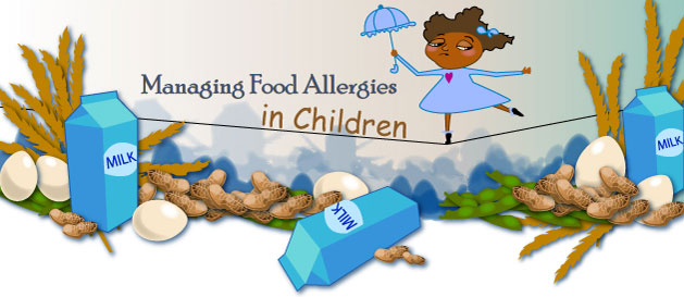 Managing Food Allergies in Children