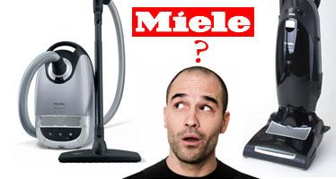 Miele Canister vs Miele Upright Vacuum