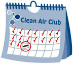 Clean Air Club - Replacement Air Purifier Filter