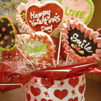 Valentine's Day Sweets - Because Nothing Says I Love You Quite Like Sugar and Butter!