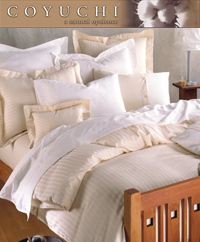 Coyuchi Organic Sheet Sets - Percale