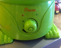 Crane Child Humidifier Controls