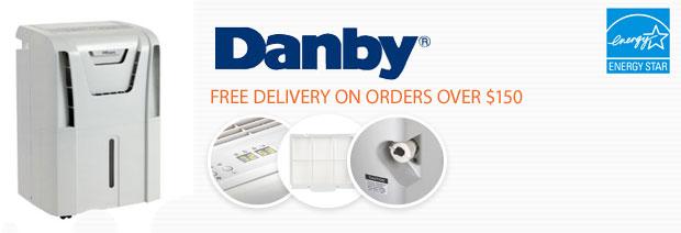 Danby Dehumidifiers