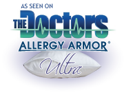Allergy Armor Ultra Bedding as seen on The Doctors